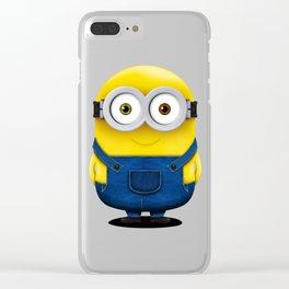 Minion BOB Clear iPhone Case