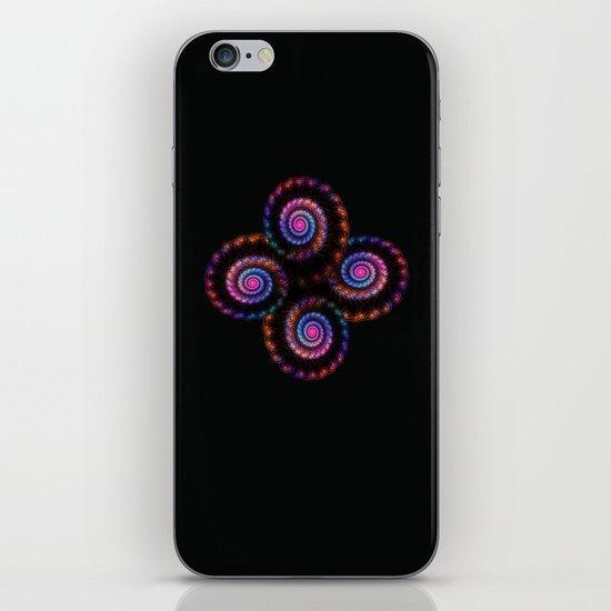 Fractal Paradox - Digital Work iPhone & iPod Skin