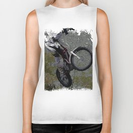 Off-roading - Motocross Racing Biker Tank