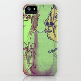 """""""Don't Blame Me, You Know How I Get When I Eat Dunkaroos"""" iPhone Case"""