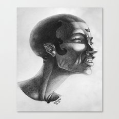 Permanent Canvas Print