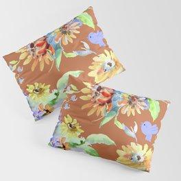 Fall Floral Jubilee Pillow Sham