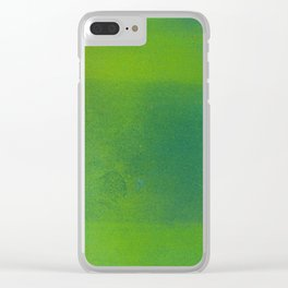 Abstract No. 303 Clear iPhone Case
