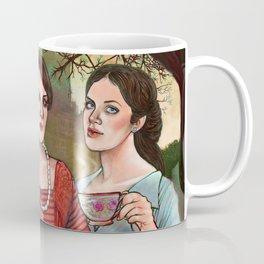 The Crawley Sisters Coffee Mug
