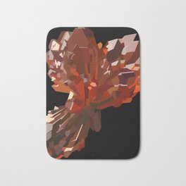 Strengite Cluster Bath Mat
