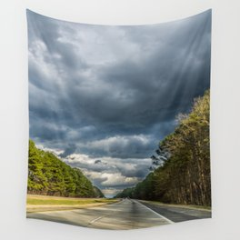 Going Home Wall Tapestry