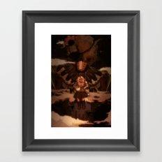 Goldilocks Framed Art Print