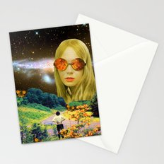 Distant Meeting Stationery Cards