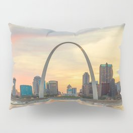 St Louis - USA Pillow Sham