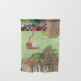 When Pigs Fly Wall Hanging