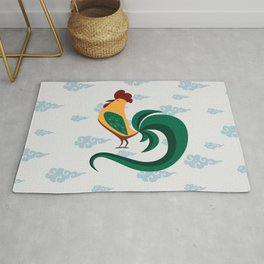 Year of the Rooster Rug