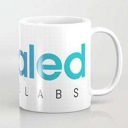 Scaled Biolabs Logo (Blue/Black) (Square) Coffee Mug