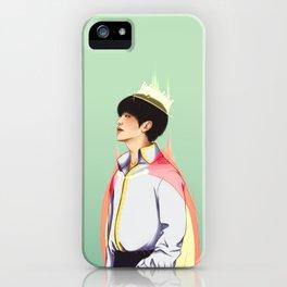 Prince Hoshi iPhone Case