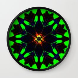 The Phenomena Wall Clock