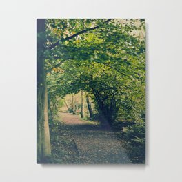 Precious Autumn  Metal Print