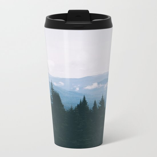 Forest XXIII Metal Travel Mug