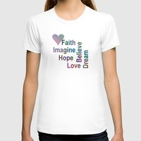 inspirational T-shirts featuring Inspirational by LLL Creations