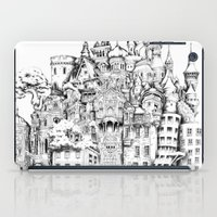 chihiro iPad Cases featuring Island by Sandra Ink