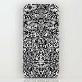 Zentangle  iPhone Skin