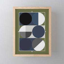 'Joy'metric Play Framed Mini Art Print