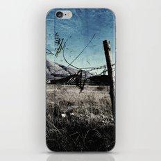 DRESSED LANDSCAPE  iPhone & iPod Skin