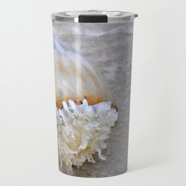 Beached Jellyfish Travel Mug
