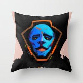 Africanus Throw Pillow