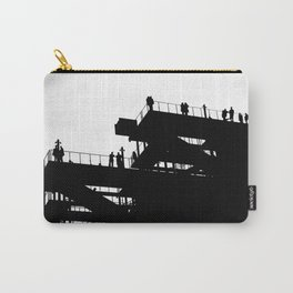 Whitney Museum NYC Carry-All Pouch