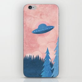 Unidentified Flying Object iPhone Skin