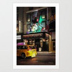 Jekyll & Hyde Club Art Print