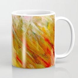 into the light  - orange, pink and yellow Coffee Mug