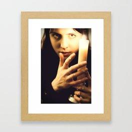 The Oracle Framed Art Print
