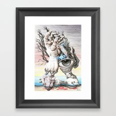 251113 Framed Art Print