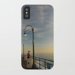 Santa Monica Pier 2 iPhone Case