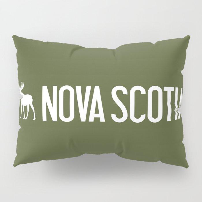 Nova Scotia Moose Pillow Sham