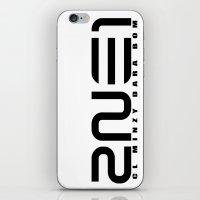 2ne1 iPhone & iPod Skins featuring 2NE1 by RHE:BORN