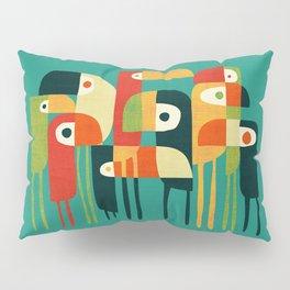 Toucan Pillow Sham