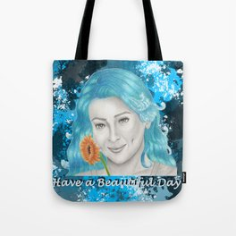 Have a Beautiful Day / Hair Day Tote Bag