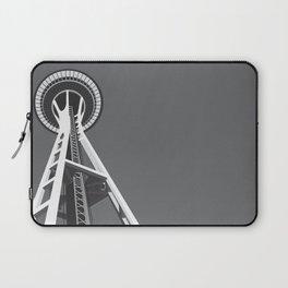 Space Needle Laptop Sleeve