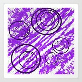 Spin Me in Circles Art Print
