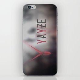 Y Factor iPhone Skin
