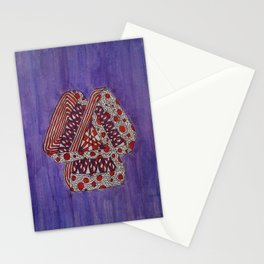 Moebius Tangle Stationery Cards