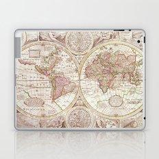 An Accurate Map Laptop & iPad Skin