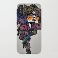 pisces iPhone & iPod Cases featuring Pisces by annabours
