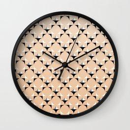 Mod Blush Wall Clock