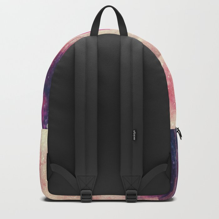Mysterious city Backpack