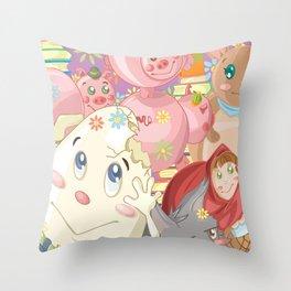 Children's Stories Throw Pillow
