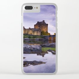 The Guardian of the Lake Clear iPhone Case
