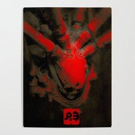 REDSKULL Poster