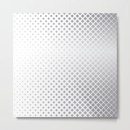 Seven Metal Print